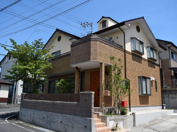 富士市天間外壁塗装 M様邸