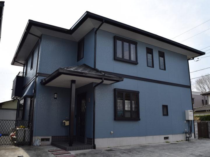 富士市大淵 N様邸外壁塗装