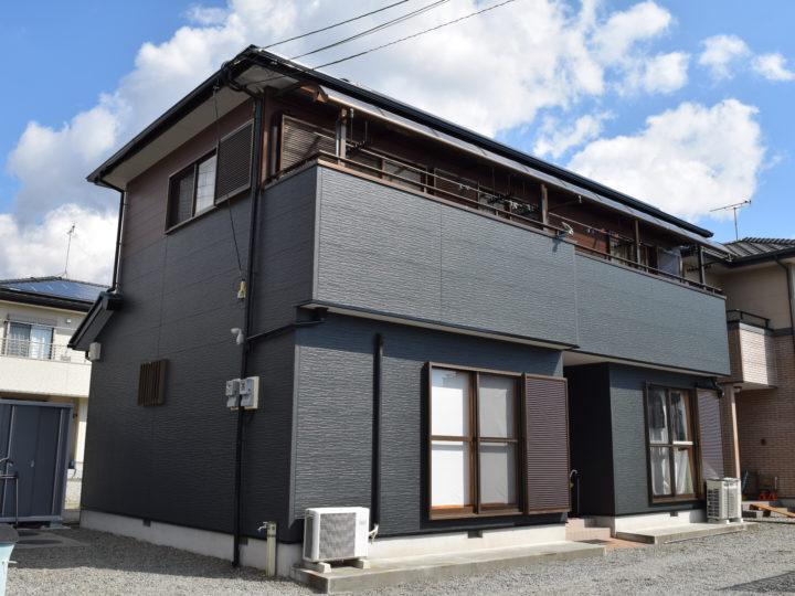 静岡県富士市厚原 N様邸外壁塗装