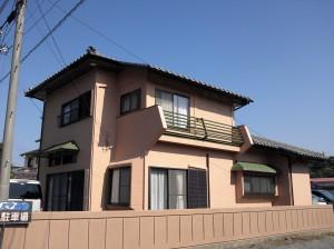 富士市 外壁塗装(A様邸)