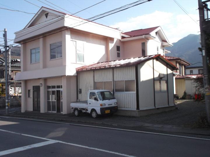 山梨県富士吉田市 F様邸外壁塗装