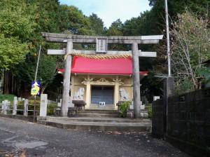 富士市 一色町内会様 愛鷹神社屋根防水工事