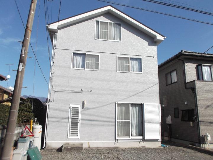 富士市石坂 N様邸外壁塗装