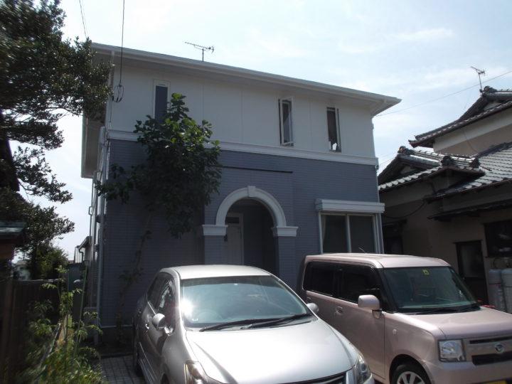 富士市宮下 M様邸外壁塗装