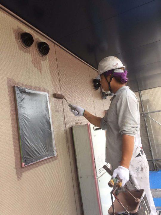 沼津市 アパート外壁塗装 S様